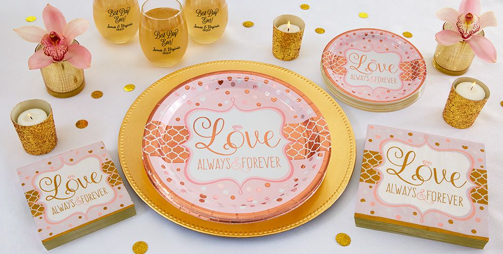 Sparkling Wedding Favors