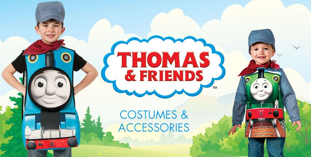 Thomas the Tank Engine Costumes