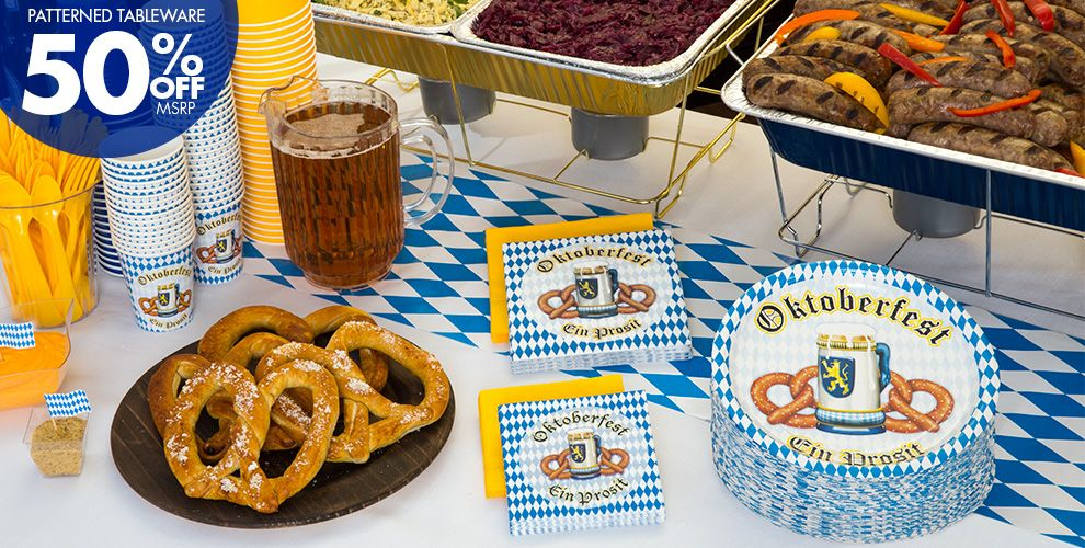 Oktoberfest Party Supplies #1