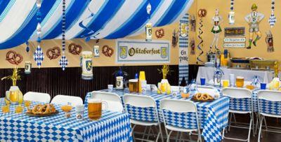 Oktoberfest Party Supplies Decorations Oktoberfest Party Ideas