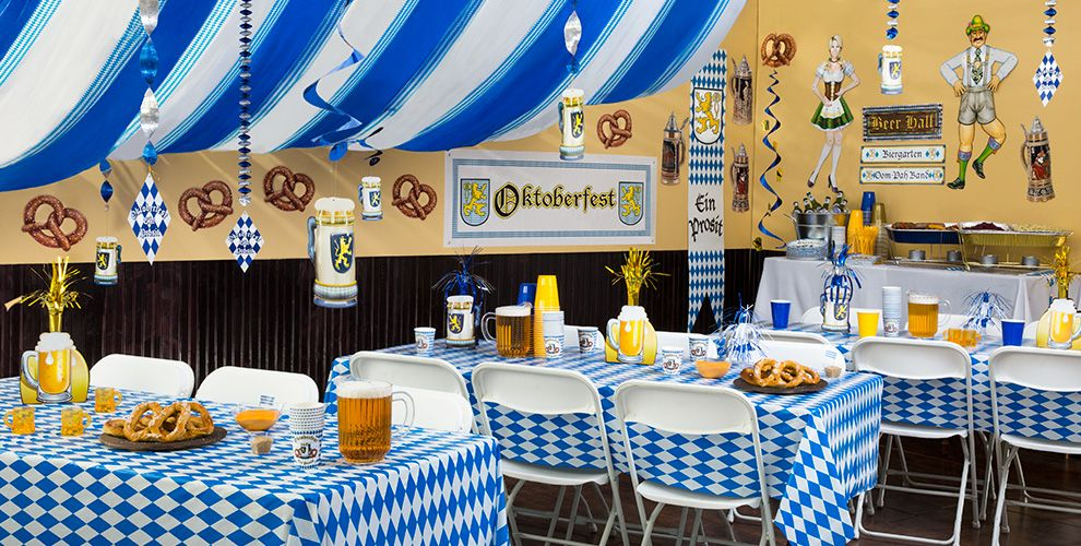 Oktoberfest Party Supplies #2