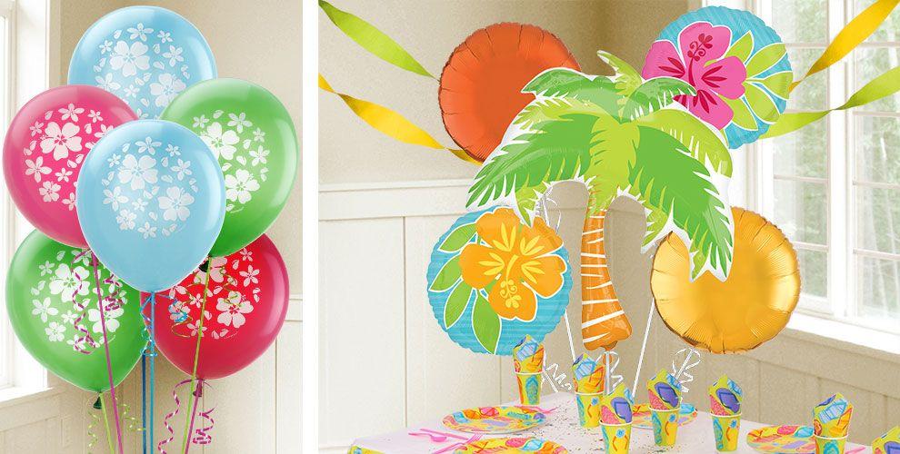 Summer Balloons