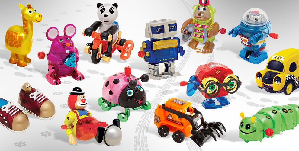 Toys From Party City : Wind up toys small mechanical party city canada