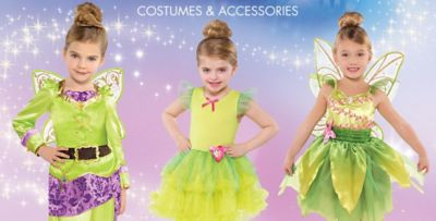 Tinkerbell Party Supplies Tinkerbell Birthday Ideas Party City