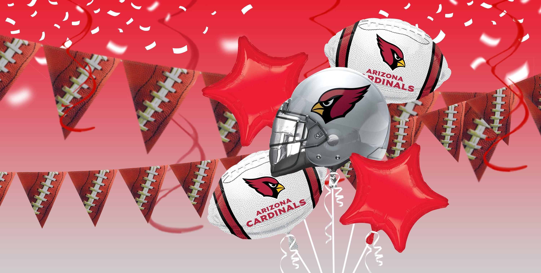 NFL Arizona Cardinals Party Supplies