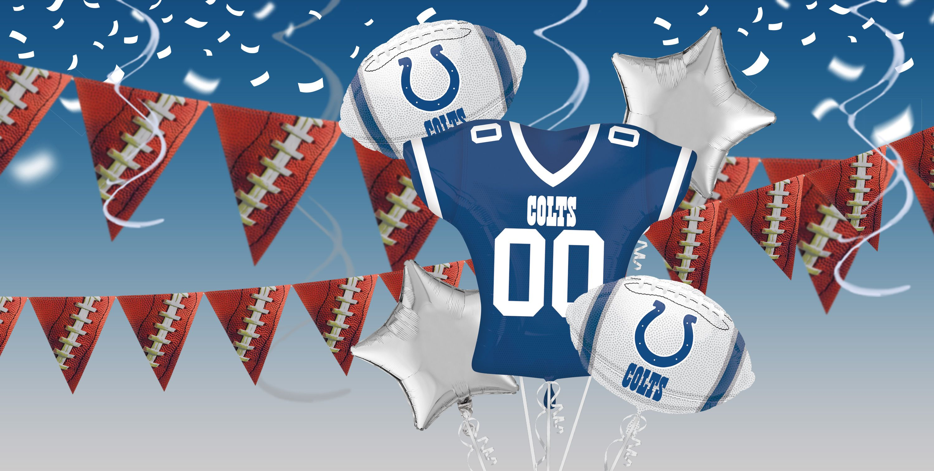 NFL Indianapolis Colts Party Supplies