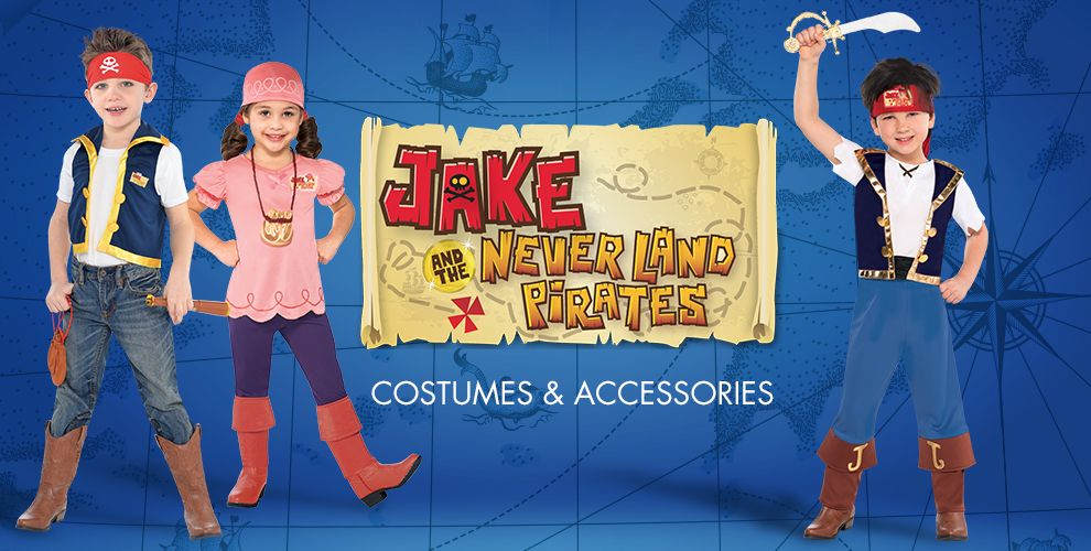 Jake and the Neverland Pirates Party Supplies #2