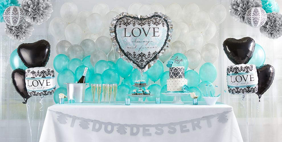 Wedding balloons balloon bouquets party city wedding balloons junglespirit Images