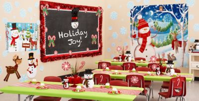 Christmas Classroom Party Ideas Part - 24: Holiday Classroom Party Supplies ...