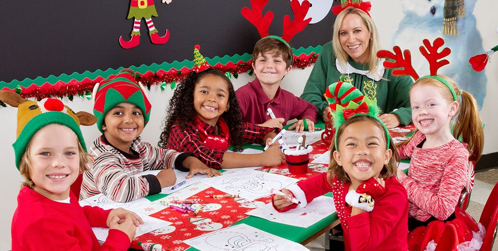 Holiday Classroom Party