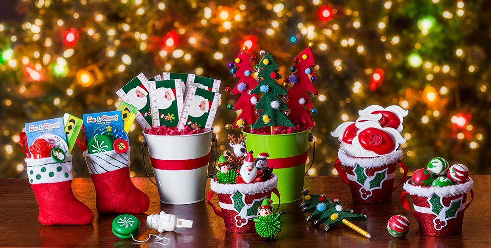 Christmas Party Favors & Activities #4