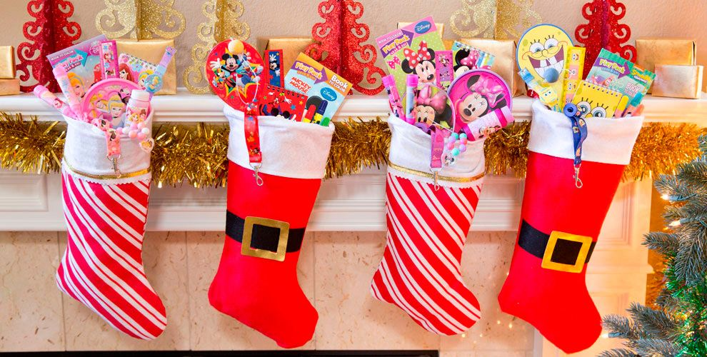 Christmas Stocking Stuffers christmas party favors & christmas activities - party city