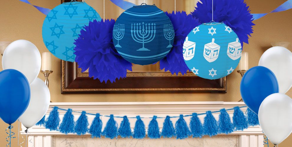 Hanukkah Cake Decorating Ideas