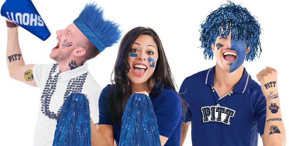 Pittsburgh Panthers Party Supplies