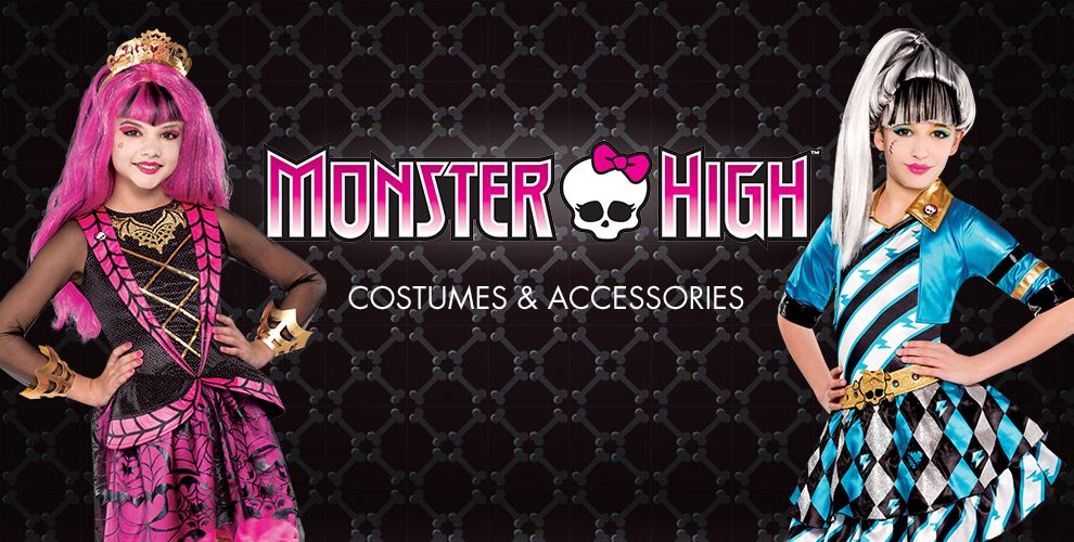 Monster High Party Supplies – Shop Costumes
