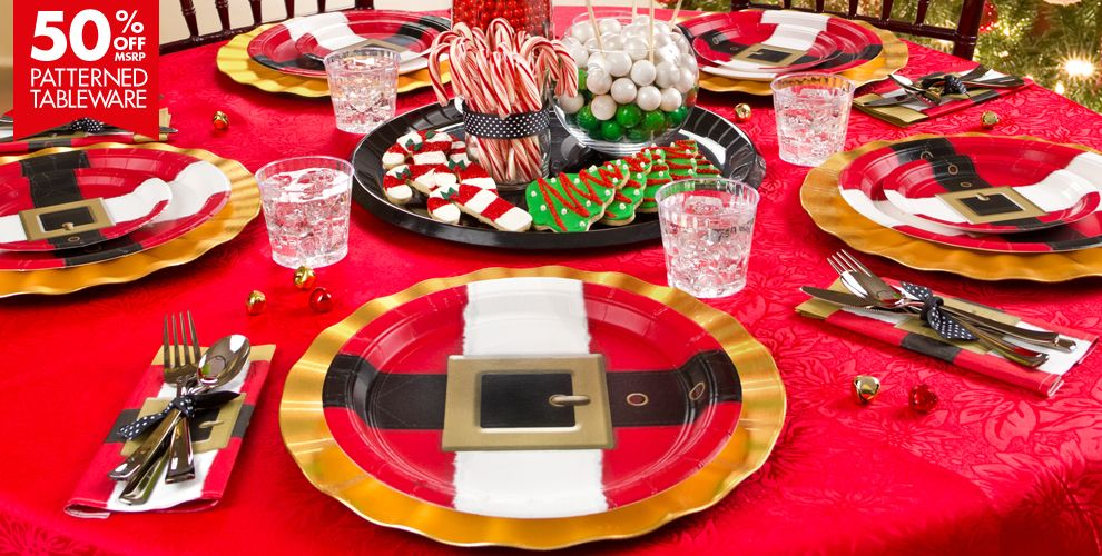 Wonderful Life Christmas Party Supplies