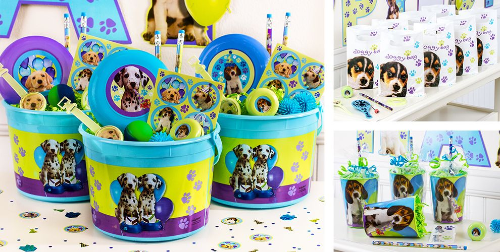 Party Pups Party Favors