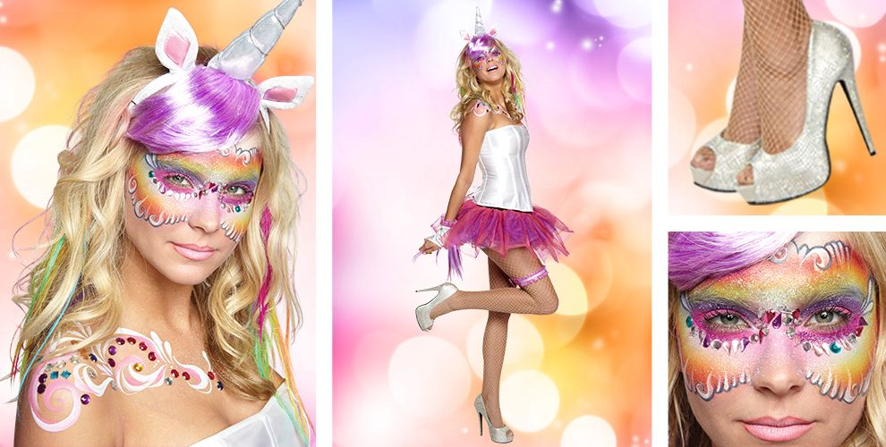 Mystical Unicorn Womens Mix & Match #2