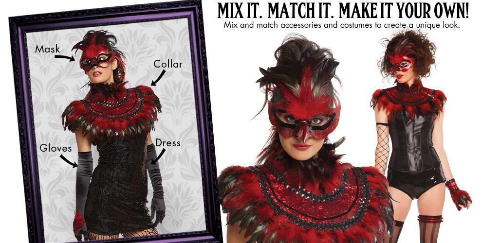 Fire Bird Womens Mix & Match #1