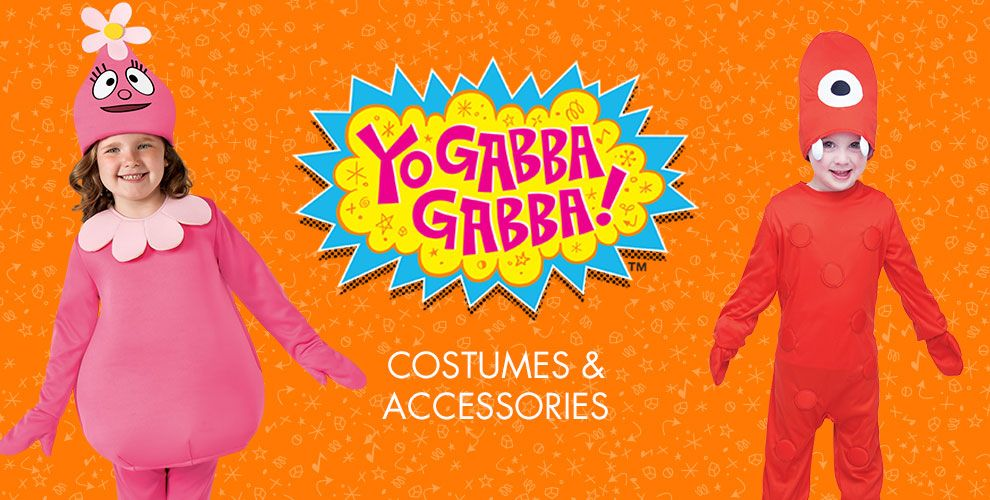 Yo Gabba Gabba Party Supplies #2