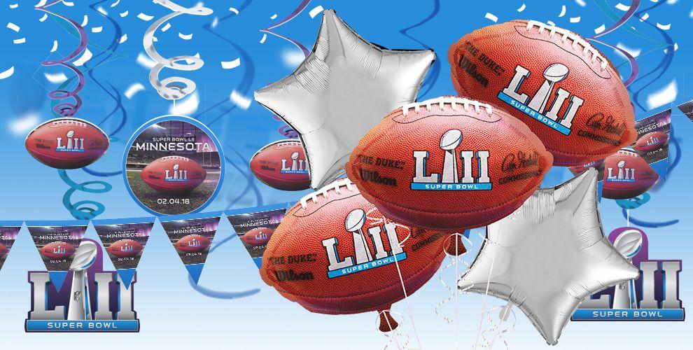 Super Bowl Party Supplies