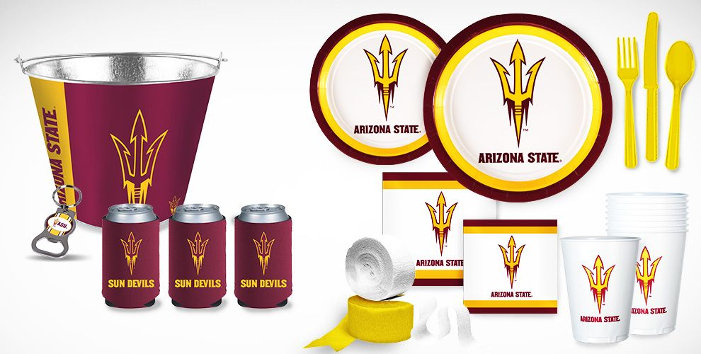 Arizona Sundevils Party Supplies