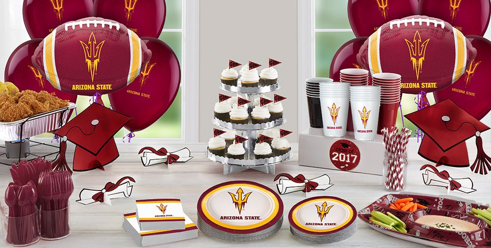 Arizona State Sun Devils Party Supplies