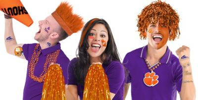... Clemson Tigers Party Supplies ...
