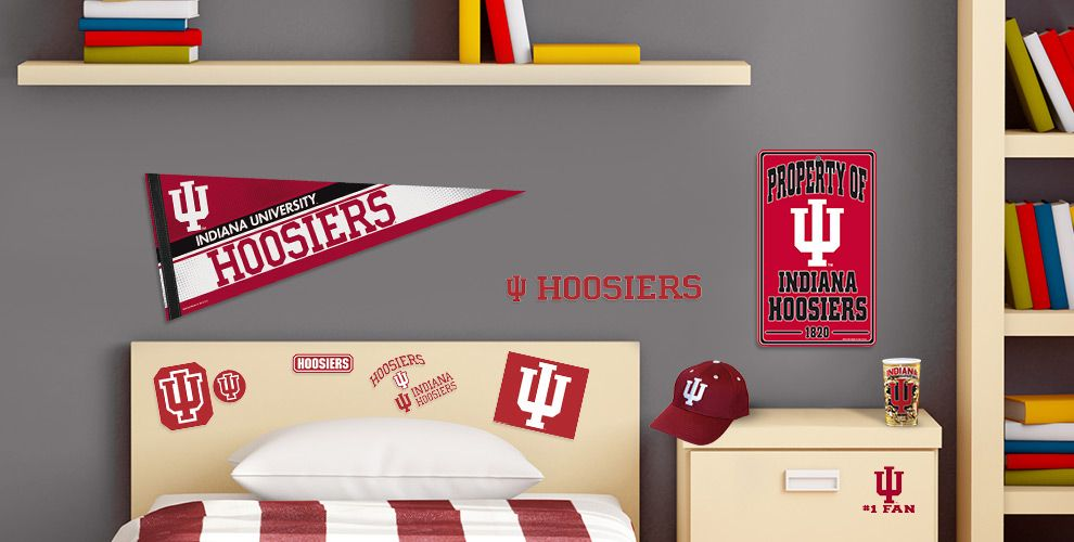 Indiana Hoosiers Party Supplies