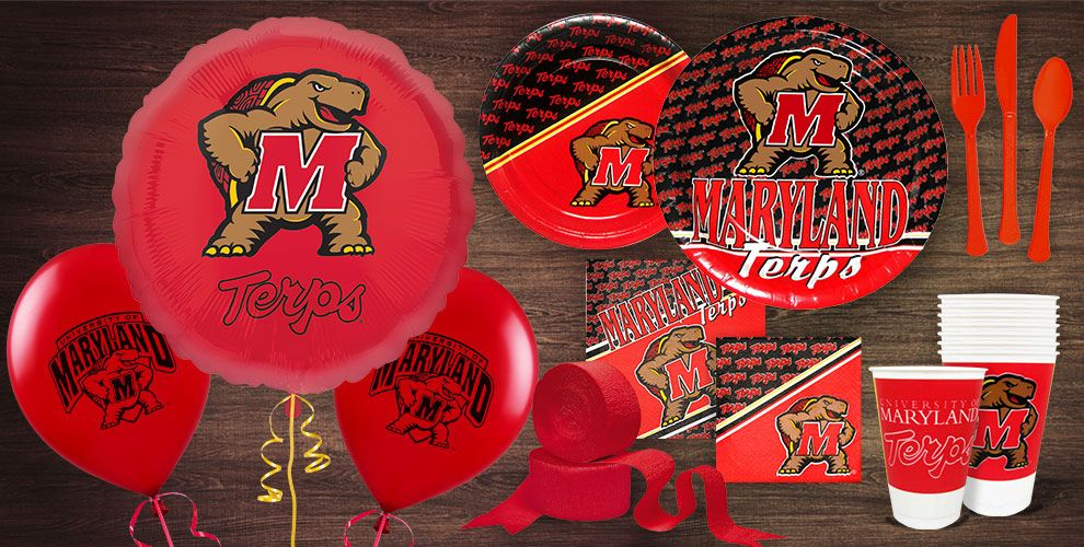 Maryland Turpes Party Supplies