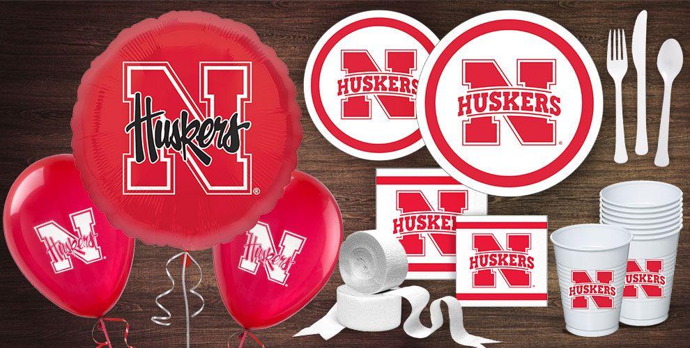 Nebraska Party Supplies