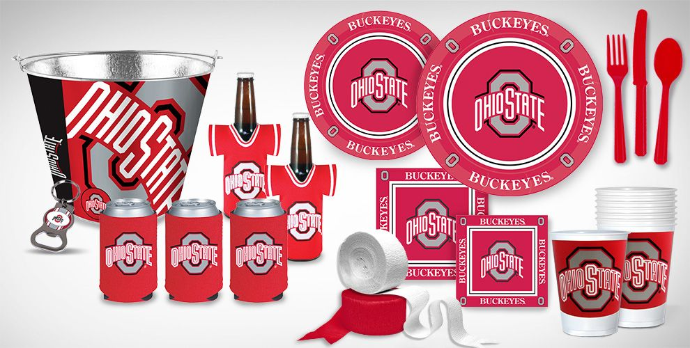 Ohio state buckeyes party supplies party city ohio state buckeyes party supplies ohio state buckeyes party supplies voltagebd Choice Image