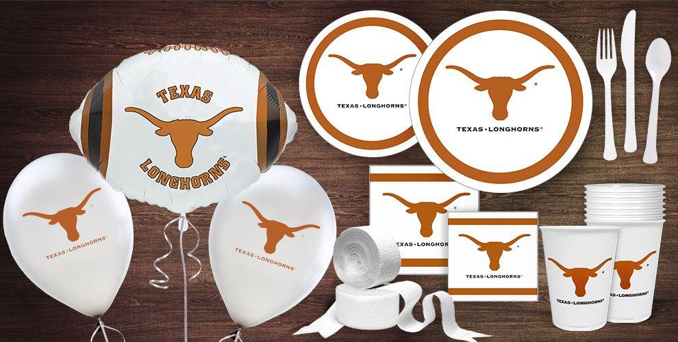 Texas Longhorns Party Supplies