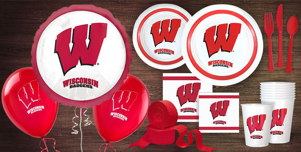 Wisconsin Badgers Party