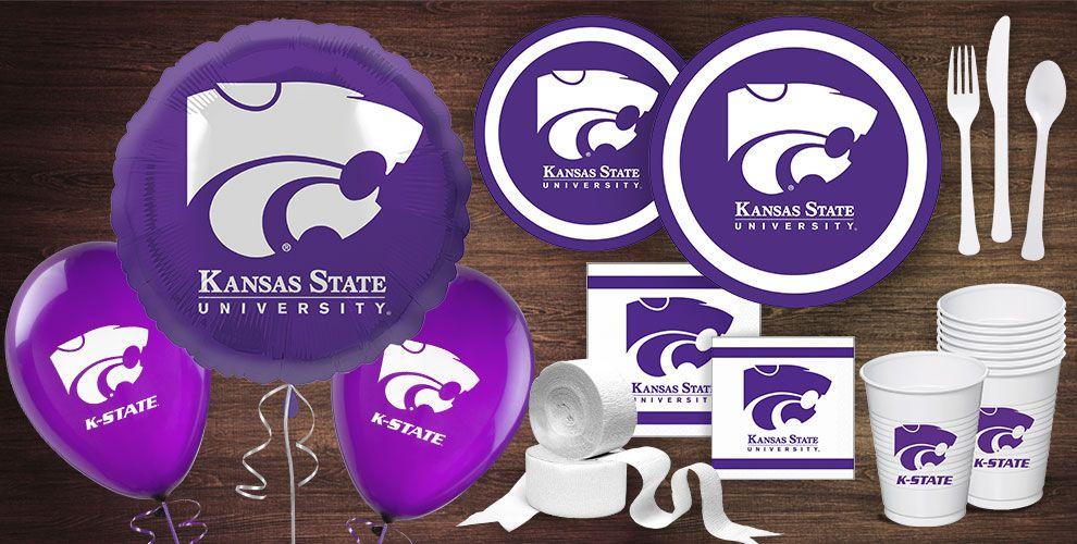 Kansas State Party Supplies