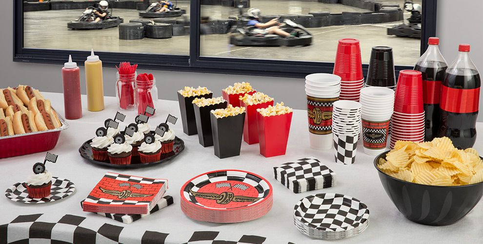 Race Car Party Supplies Canada
