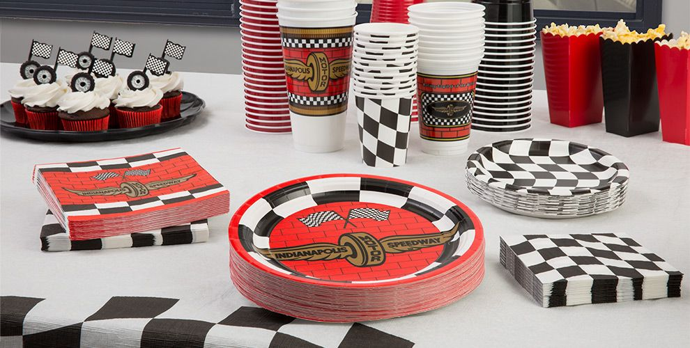 Race Car Party Supplies