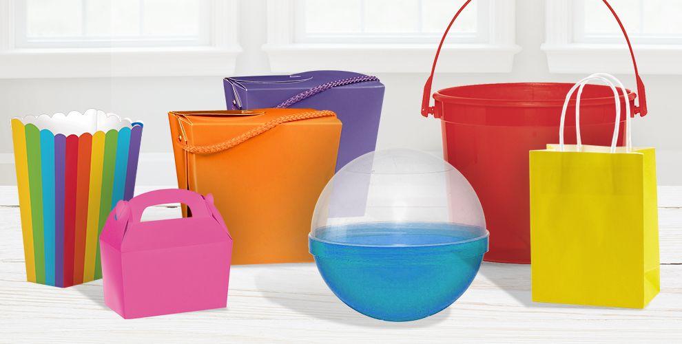 Favor Bags & Boxes