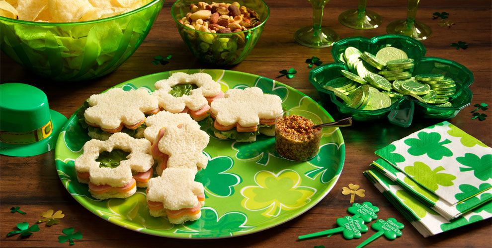 St. Patrick's Day Drinkware, Serveware #4