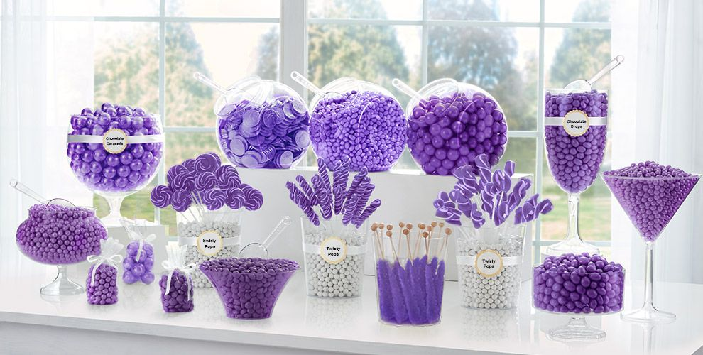 Lilac Wedding Supplies