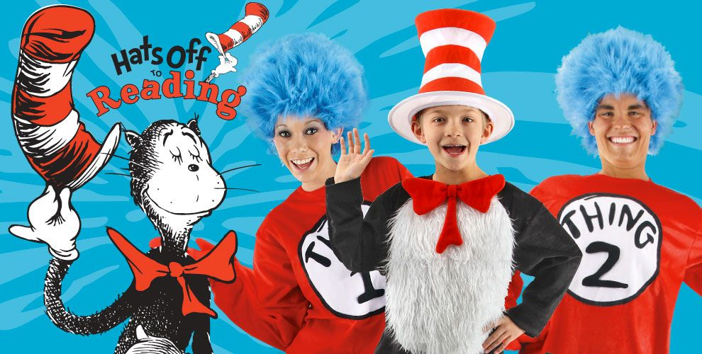 Dr. Seuss Party Supplies Family Page #4