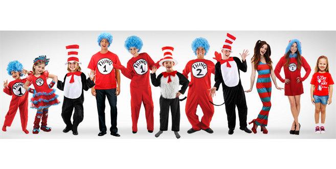 Dr. Seuss Party Supplies #1