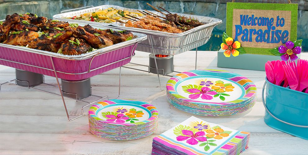 Summer Chafing Dishes