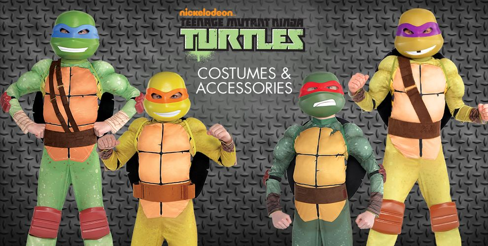 Teenage Mutant Ninja Turtles Party Supplies - Ninja Turtle ...