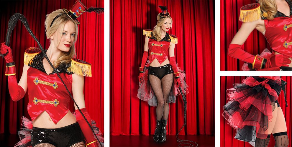 Sassy Ringmaster Womens Mix & Match #2
