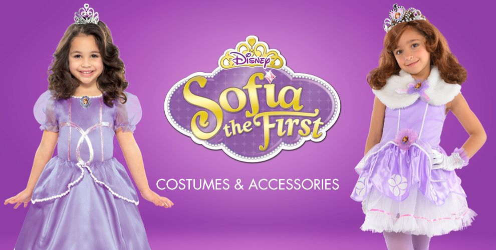Sophia The First Party Supplies – Shop Costumes