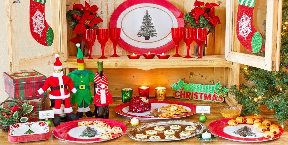 Christmas Serveware #1
