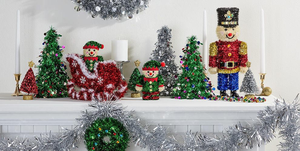 Christmas Value Decorations