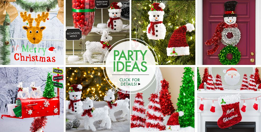 Christmas Value Decorations – Party Ideas