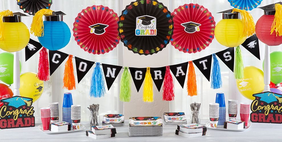 Made the Grade Graduation Party Supplies